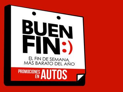 El Buen Fin 2016: Estas son todas las promociones en autos