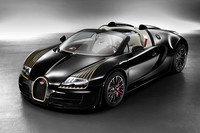 Bugatti Black Bess en Video