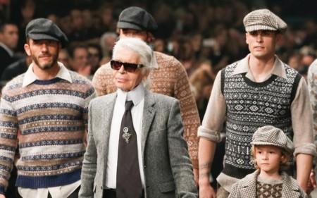 Chanel elige a Roma como destino de una peculiar colección Pre-Fall 2016