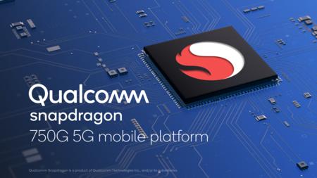 Nuevo Snapdragon 750G