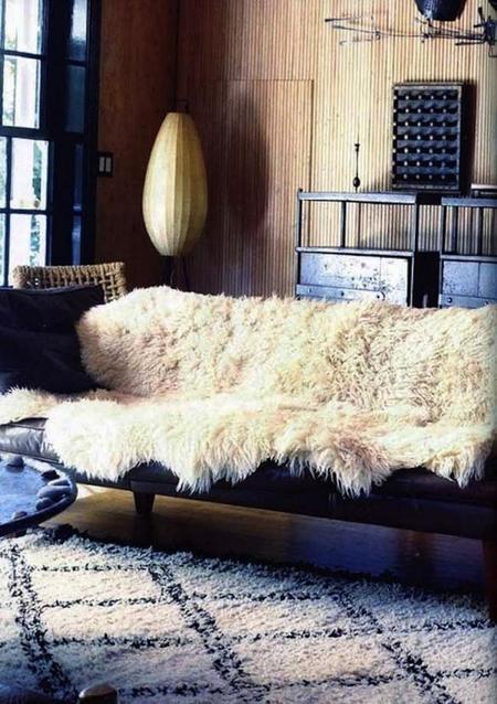 pon una alfombra marroquí en verano