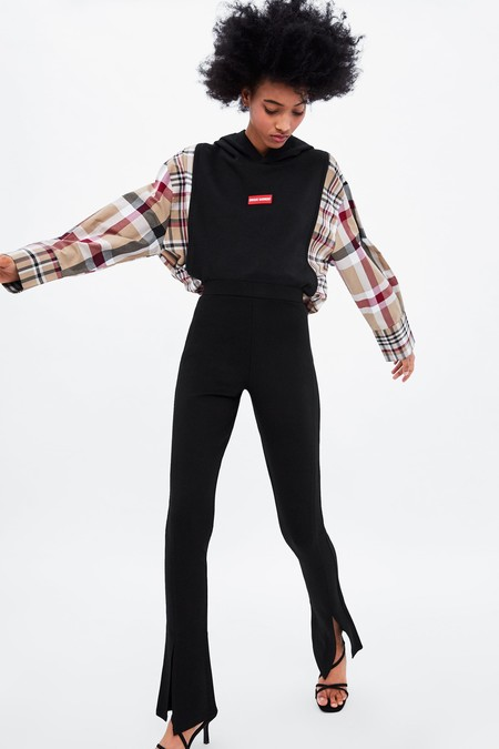 Zara Pantalon Victoria Beckha