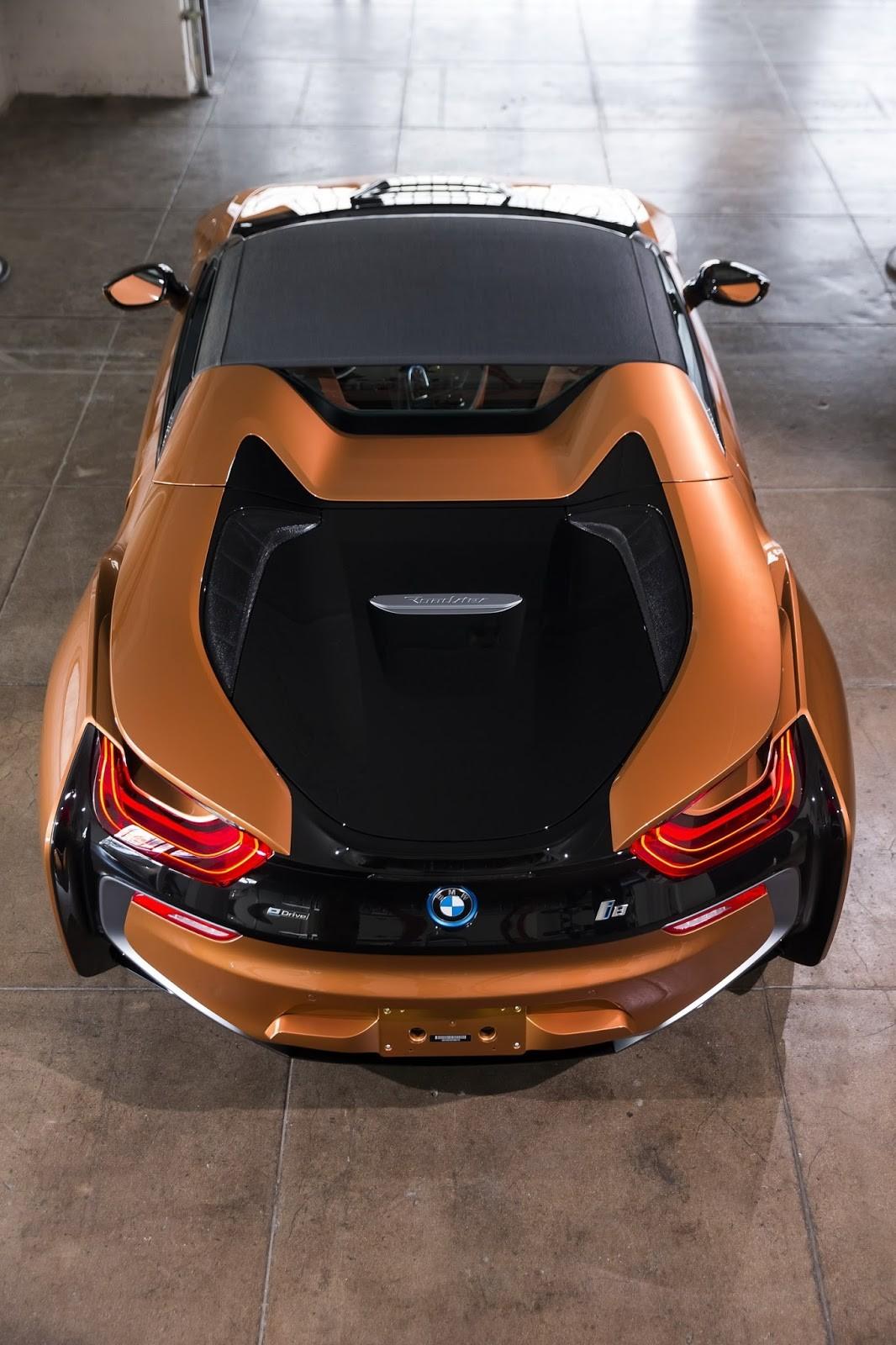 Foto de BMW i8 Roadster (primeras impresiones) (6/30)