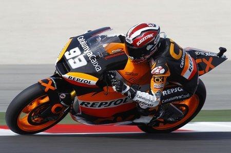 MotoGP San Marino 2011: Marc Márquez sigue su escalada en otro carrerón de Moto2