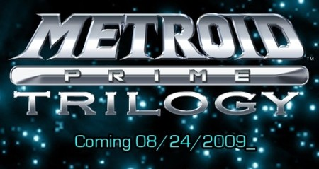 'Metroid Prime Trilogy' anunciado para Wii