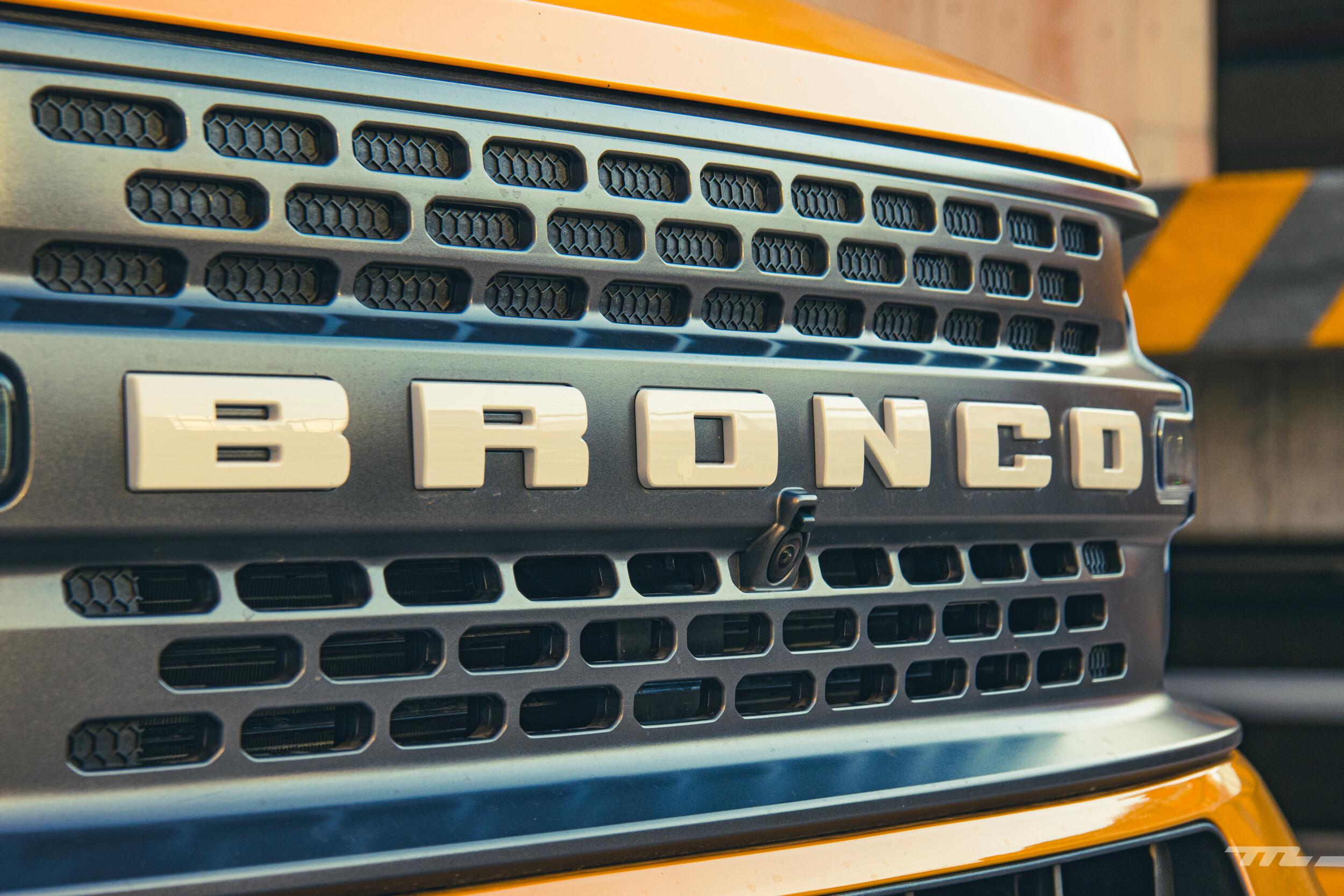 Foto de Ford Bronco Sport, a prueba (15/50)
