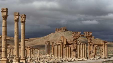 Palmira Patrimonio Humanidad