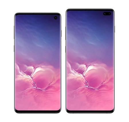 Samsung Galaxy S10 y Samsung Galaxy S10+