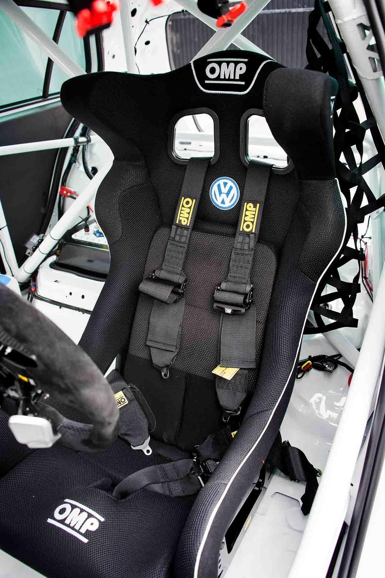 Foto de Volkswagen Golf GTI TCR (2/10)