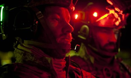 Joel Edgerton en La Noche Más Oscura (Zero Dark Thirty)