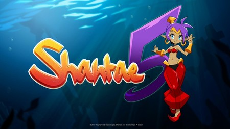 Shantae 5: la semi-genio plataformera anuncia su regreso para sobremesas, PC y el recién presentado Apple Arcade