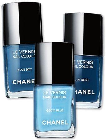 Chanel se pone los vaqueros y nuestras uñas también: Les jeans de Chanel