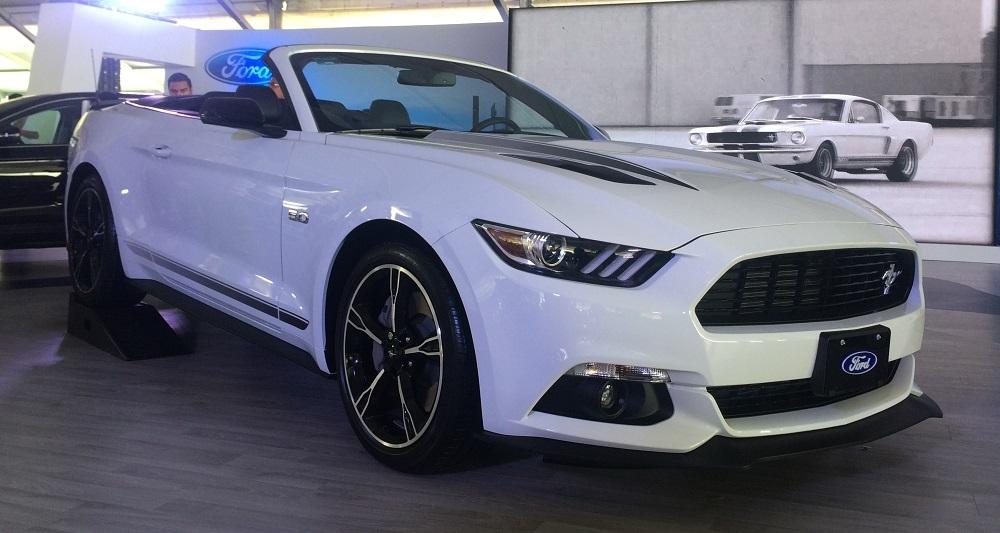Foto de Ford Mustang California Special (1/6)