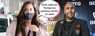 """De 'Sálvame' al zoo: Kiko Rivera critica la marcha de Anabel Pantoja del programa (y explica en qué se parecen su prima y el """"avestruz"""")"""
