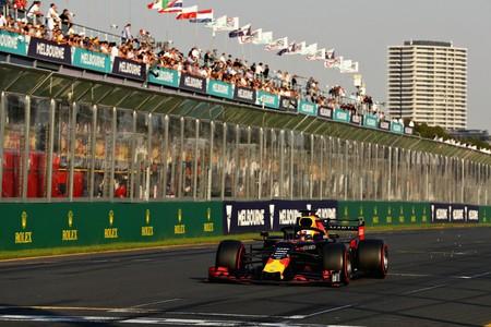 Verstappen Australia F1 2019