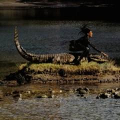 Foto 3 de 4 de la galería el-verdadero-print-animal-editorial-con-naomi-campbell-en-africa en Trendencias