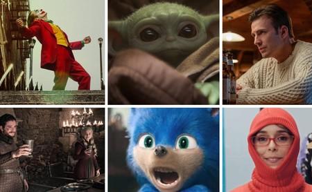 Los 11 mejores virales que el cine y las series nos han dejado en 2019