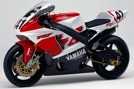 Yamaha Yzf R7 3