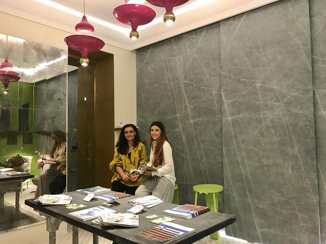 """Blanca Hevia y Beatriz Cerezo crean """"Tropical Living"""" el espacio de Decorezzo en Casa Decor"""
