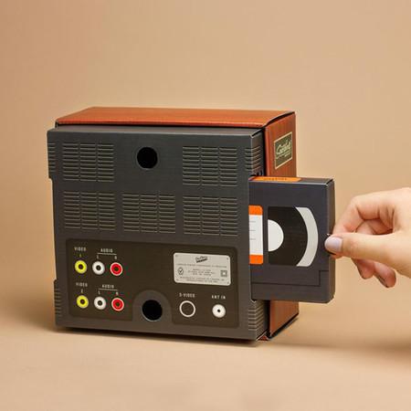 Retro Tv Smartphone Magnifier Firebox 2