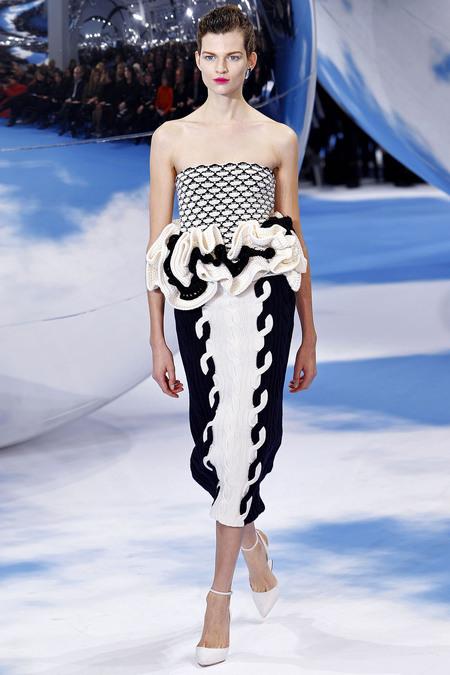 Foto de Christian Dior Otoño-Invierno 2013/2014: Memory dresses (8/21)
