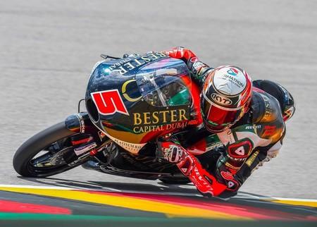 Jaume Masia Moto3 Gp Alemania 2018