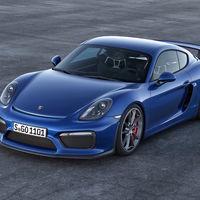 ¿Un Porsche Cayman más radical que el GT4 en camino?