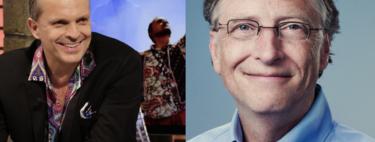 El ataque de Miguel Bosé a Bill Gates es más que una anécdota: así es como los antivacunas se preparan para combatir la del coronavirus