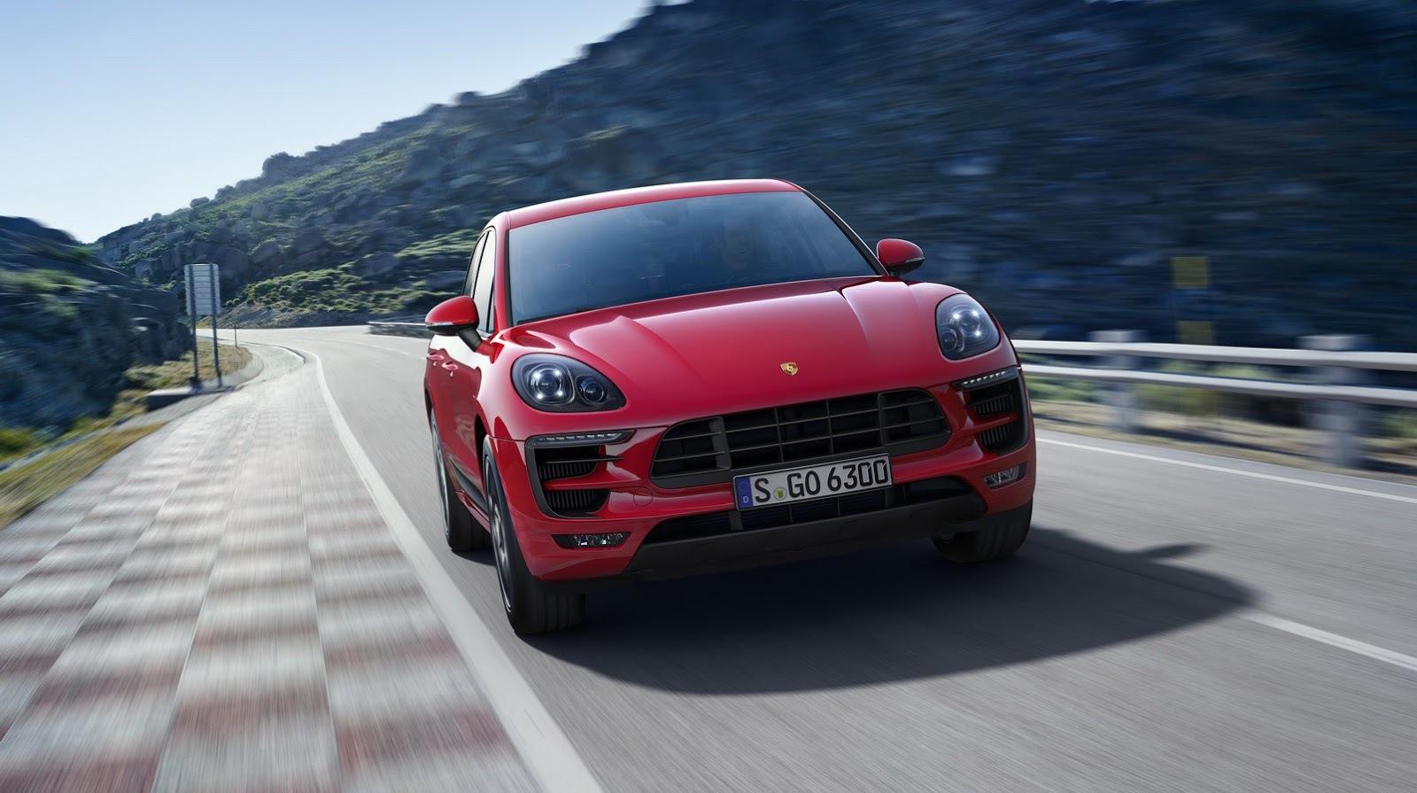 Foto de Porsche Macan GTS 2016 (7/8)
