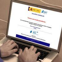 """""""Multa no pagada"""": vuelve el correo fraudulento que suplanta a la DGT para instalar un troyano en tu equipo"""