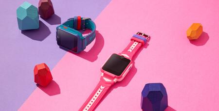 TCL MOVETIME Family Watch 2: nuevo smartwatch para niños con 4G, botón SOS y GPS integrado