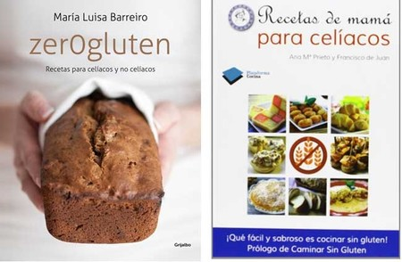 Libros de cocina para celíacos