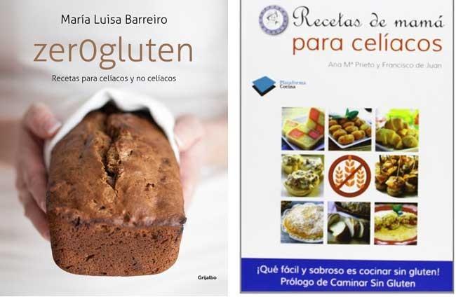 Libros de cocina para celiacos 1