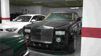 Rolls Royce Phantom, a subasta por 'menos' de 68.000 euros