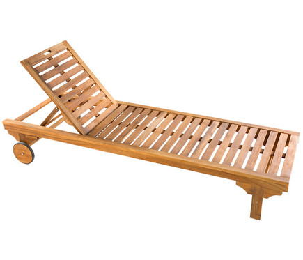 tumbona madera leroy merlin