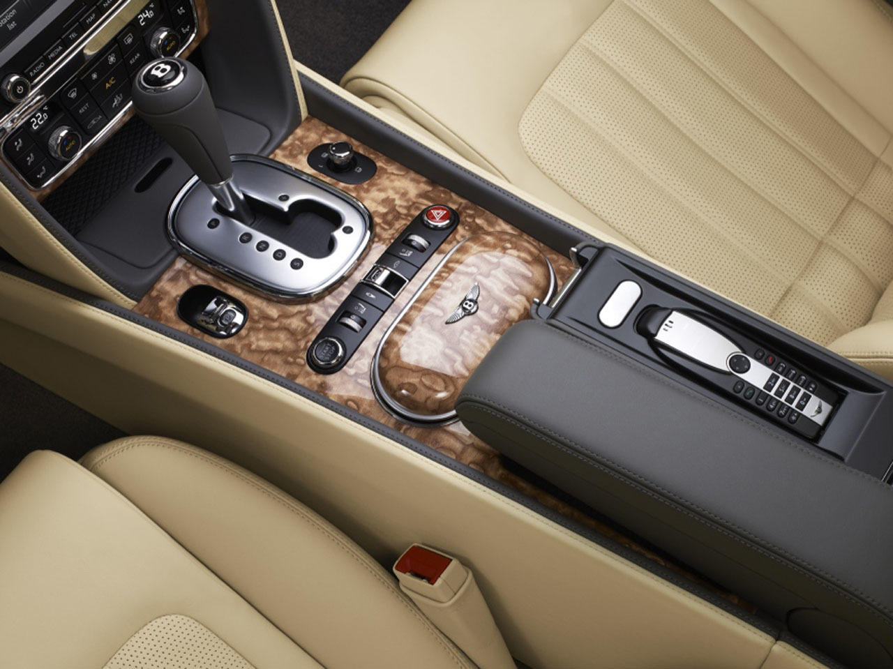 Foto de Bentley Continental GTC (12/12)