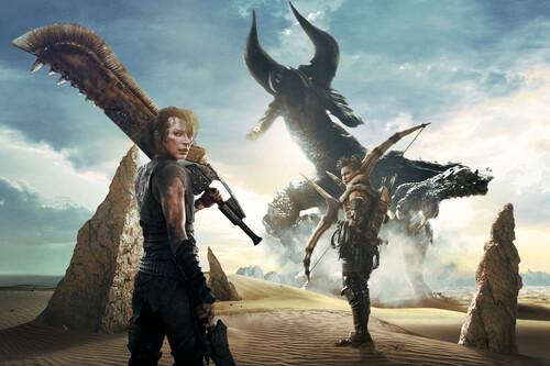 'Monster Hunter': una rutinaria adaptación de videojuegos cargada de acción, con Paul W.S. Anderson y Milla Jovovich en su zona de confort