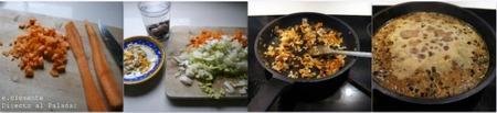 Paso a paso arroz estilo marroquí