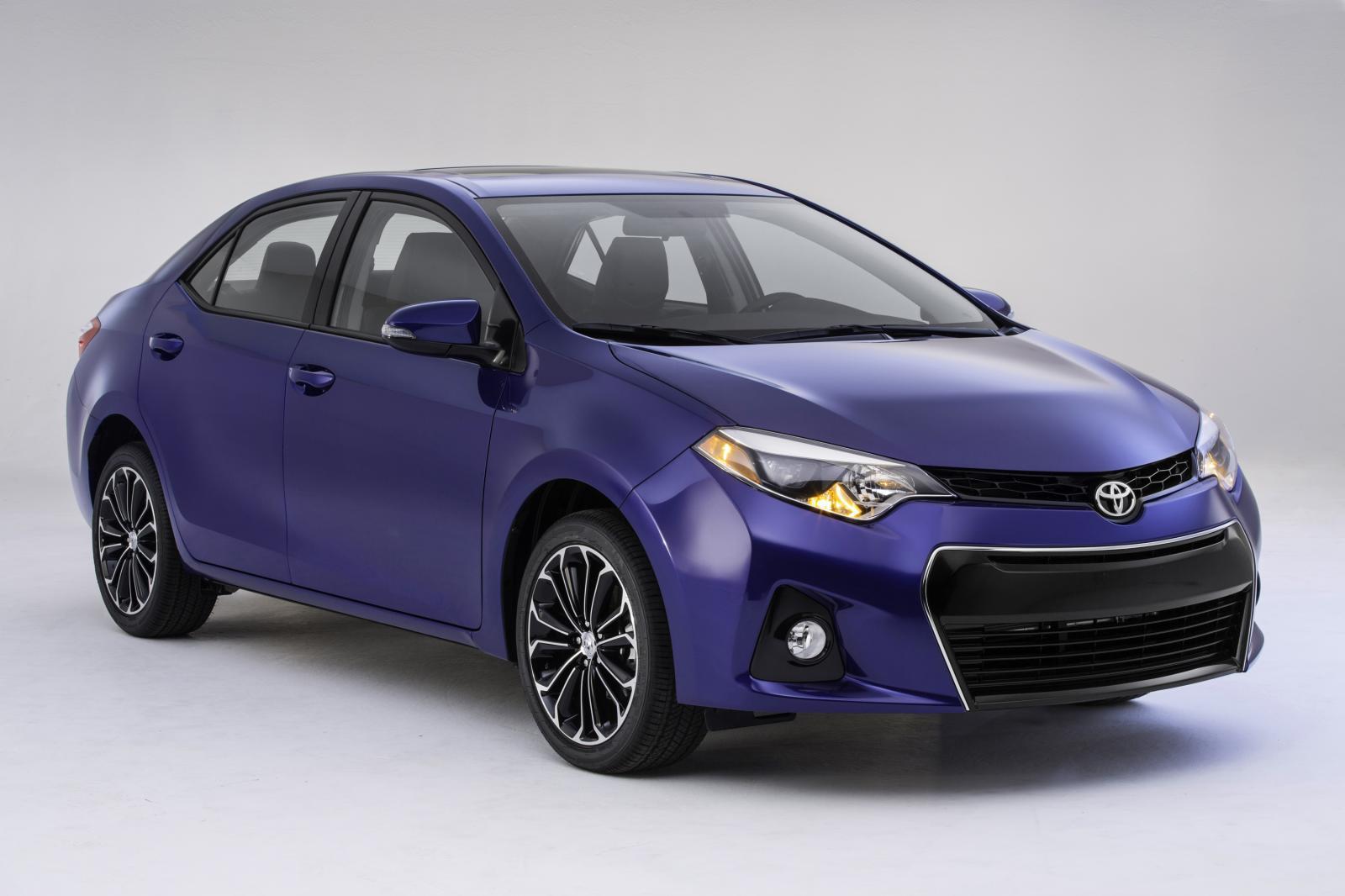 Foto de 2014 Toyota Corolla (8/22)