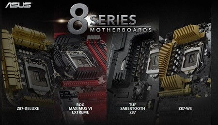 """ASUS actualiza motherboards 8-Series con soporte a Intel """"Haswell Refresh"""""""