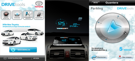 Toyota DRIVEtools