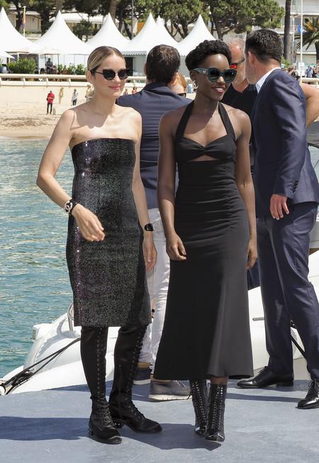 Lupita Nyong O Penelope Cruz Jessica Chastain Marion Cotillard 1