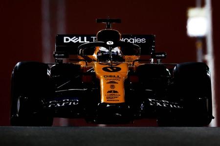 Sainz Abu Dabi F1 2019 4