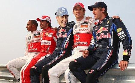 Temporada 2011 de Fórmula 1. Repóker de campeones en pista