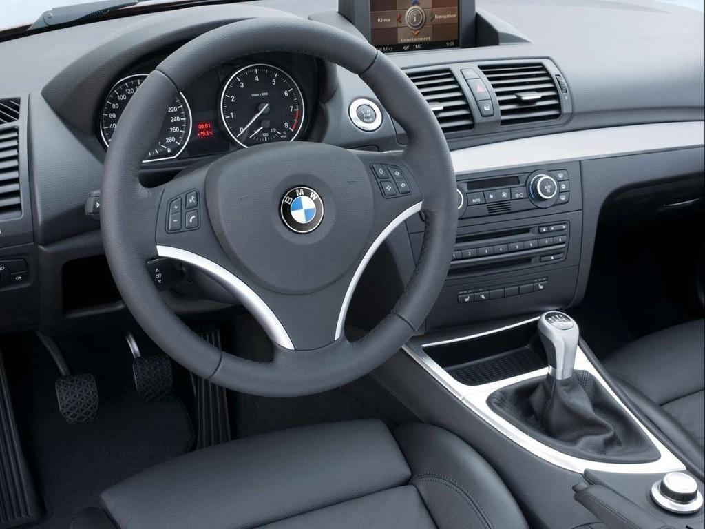 Foto de BMW Serie 1 Coupé (135i) (1/22)