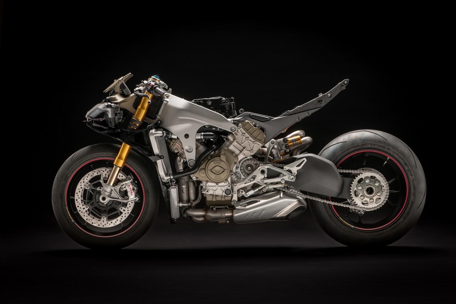 Foto de Ducati Panigale V4 2018 (15/52)