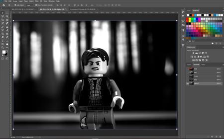 Crear iluminación de contorno en Photoshop