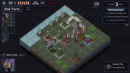 Into the Breach está para descargar gratis en la Epic Games Store y te lo quedas para siempre