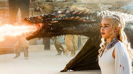 Daenerys Dragon Estilo Temporada 4