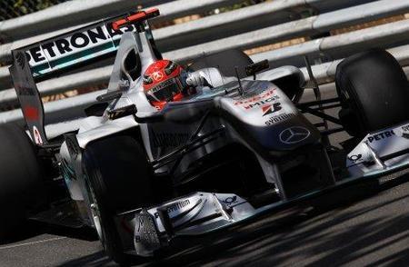 Mercedes GP retira su apelación a la sanción de Michael Schumacher